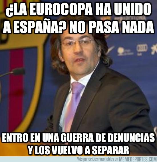 10238 - ¿La Eurocopa ha unido a España?