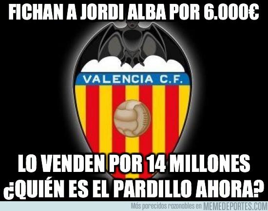 10410 - ¿Qué decíais del Valencia?