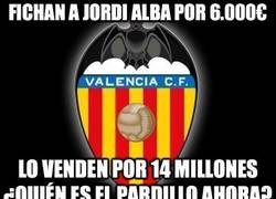 Enlace a ¿Qué decíais del Valencia?