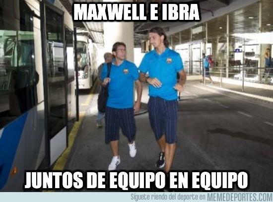 10414 - Maxwell e Ibra