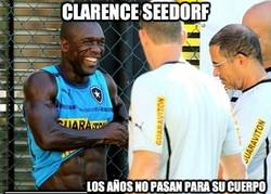 Enlace a CLARENCE SEEDORF