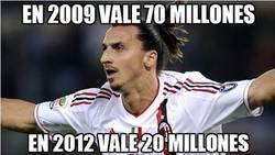 Enlace a Zlatan Ibrahimović