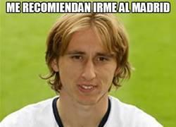 Enlace a Me recomiendan irme al Madrid