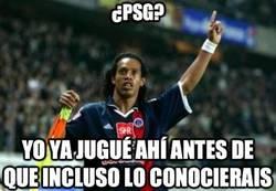 Enlace a ¿PSG?