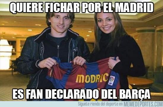 11116 - Quiere fichar por el Madrid