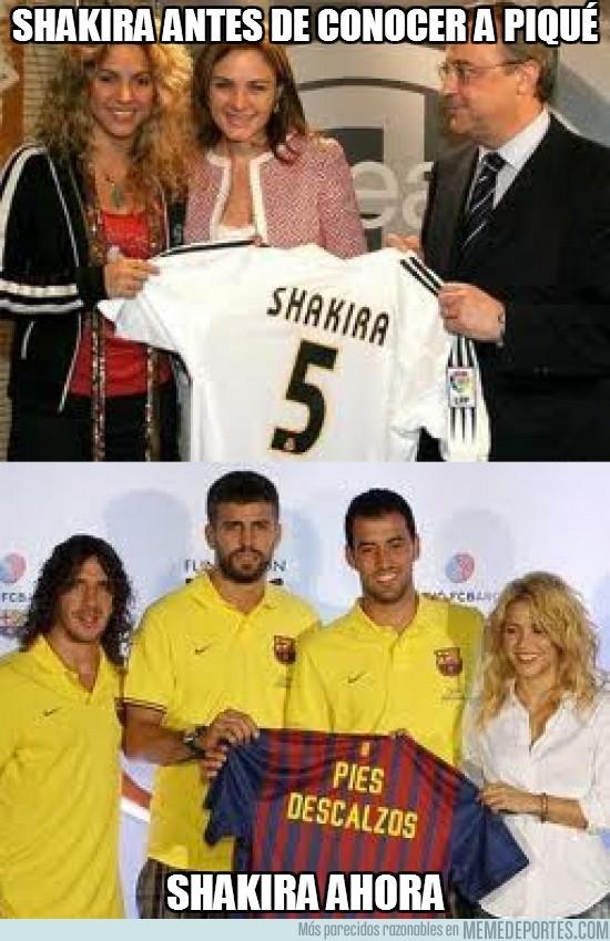 11159 - Shakira, esa chaquetera