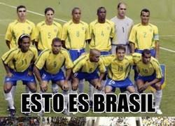 Enlace a La verdadera selección de Brasil