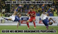 Enlace a Breakdancers profesionales