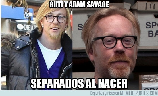 11236 - Guti y Adam Savage