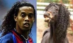 Enlace a ¿Sabrías decir cuál de los dos es Ronaldinho?