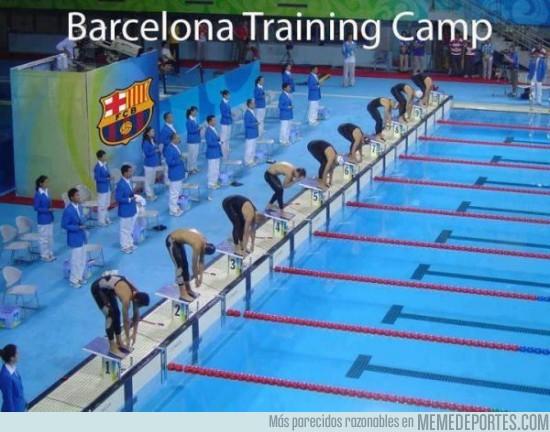 11301 - Campo de entrenamiento del Barcelona