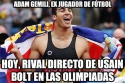 Enlace a Adam Gemili, ex jugador de futbol