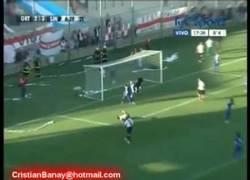 Enlace a Enzo Francescoli, 50 años y hace un gol de chilena