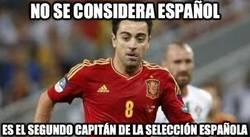 Enlace a No se considera español