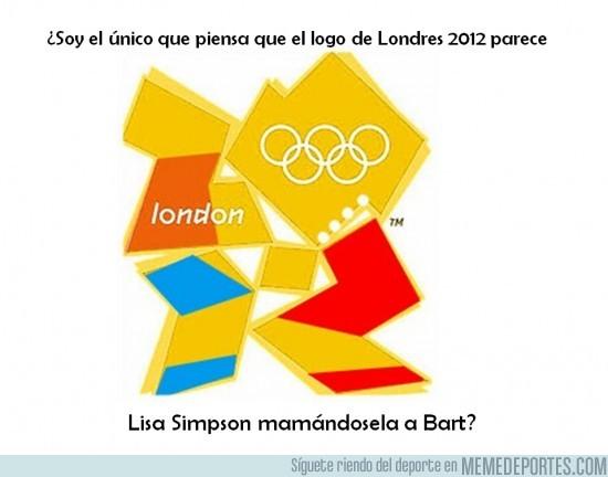 11731 - El logo de Londres 2012 arruinará tu infancia