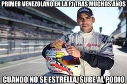 Enlace a Primer Venezolano en la F1 tras muchos años