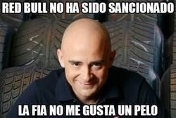 Enlace a Red Bull no ha sido sancionado