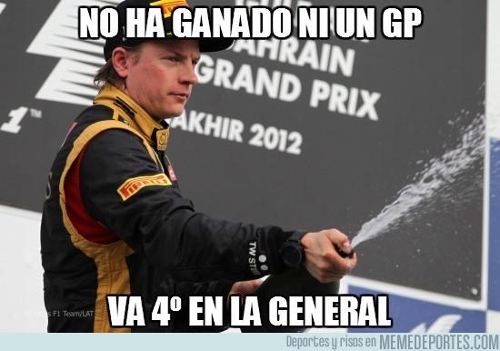 12249 - No ha ganado ni un GP