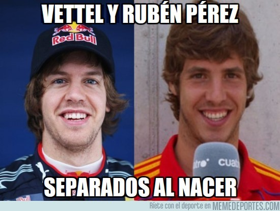 12259 - Vettel y Ruben Pérez