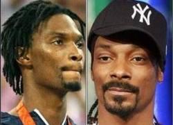 Enlace a Chris Bosh y Snoop Dogg