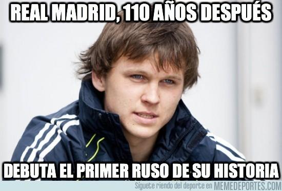 12776 - Real Madrid, 110 años después