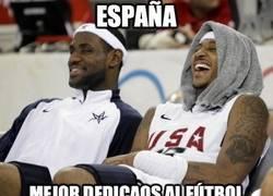 Enlace a España