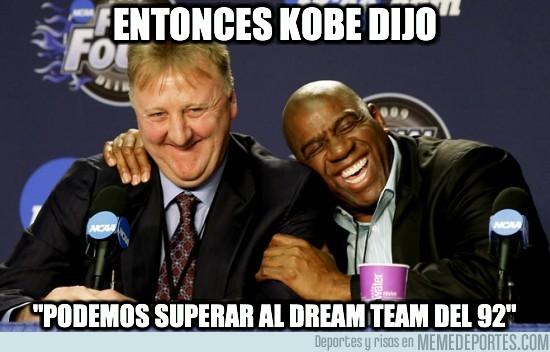 12842 - Entonces Kobe dijo