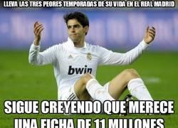 Enlace a Lleva las tres peores temporadas de su vida en el Real Madrid