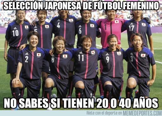 13001 - Selección japonesa de fútbol femenino