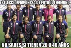 Enlace a Selección japonesa de fútbol femenino