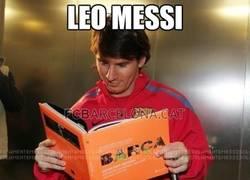 Enlace a Leo Messi