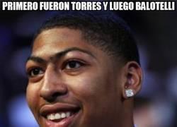 Enlace a Primero fueron Torres y luego Balotelli