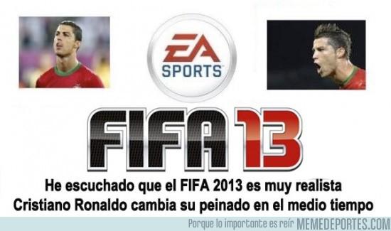 13241 - FIFA, ahora más realista