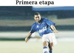 Enlace a Las etapas físicas de Ronaldo