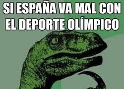 Enlace a Si España va mal con el deporte olímpico