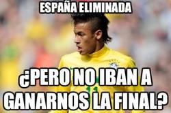 Enlace a España eliminada