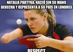 Enlace a Natalia Partyka