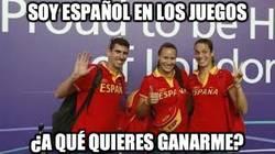 Enlace a Soy español en los JJOO