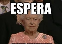 Enlace a La Reina en los juegos olímpicos