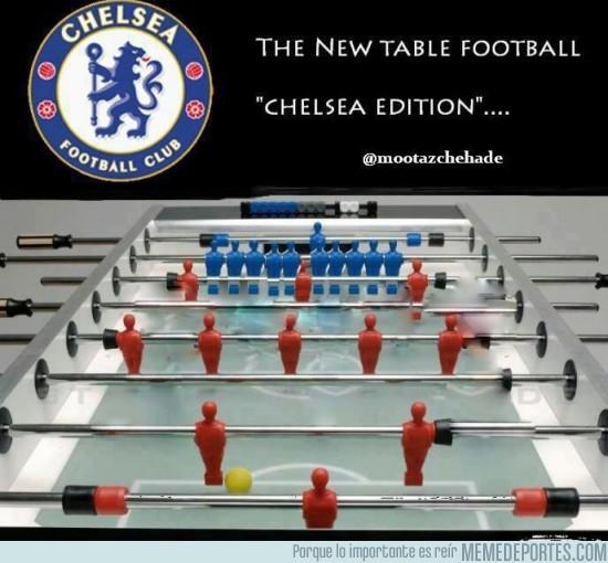 7838 - Futbolín - Chelsea Edition