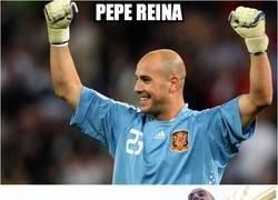Enlace a Pepe Reina, ¡tu turno!