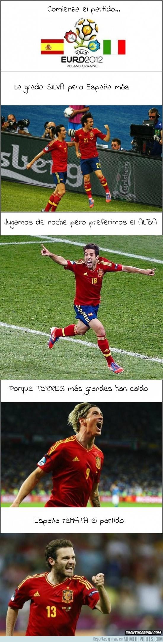 8236 - España,la historia de la final