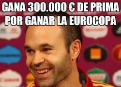 Enlace a Gana 300.000 € de prima por ganar la Eurocopa