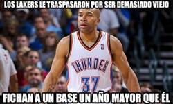 Enlace a Los Lakers, bye logic