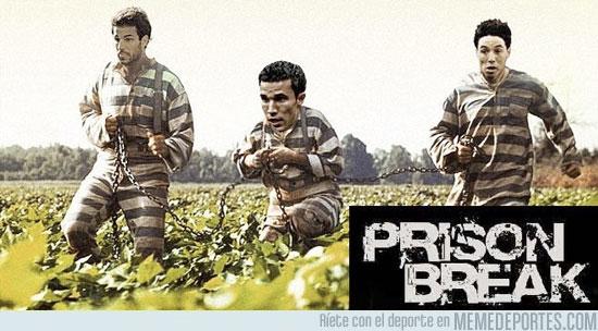 9155 - ¡Somos libres de Wenger!