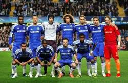 Enlace a Foto del Chelsea 12/13. Torres de rojo es seguro de gol