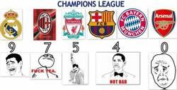 Enlace a Podio de champions