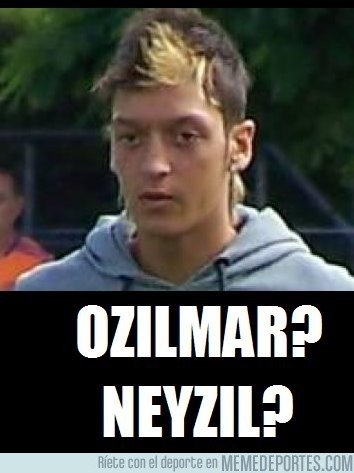 9351 - ¿Ozilmar?¿Neyzil?