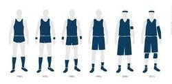 Enlace a Evolución del uniforme de baloncesto, ¿pero esto qué es?