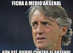 Enlace a Ficha a medio Arsenal